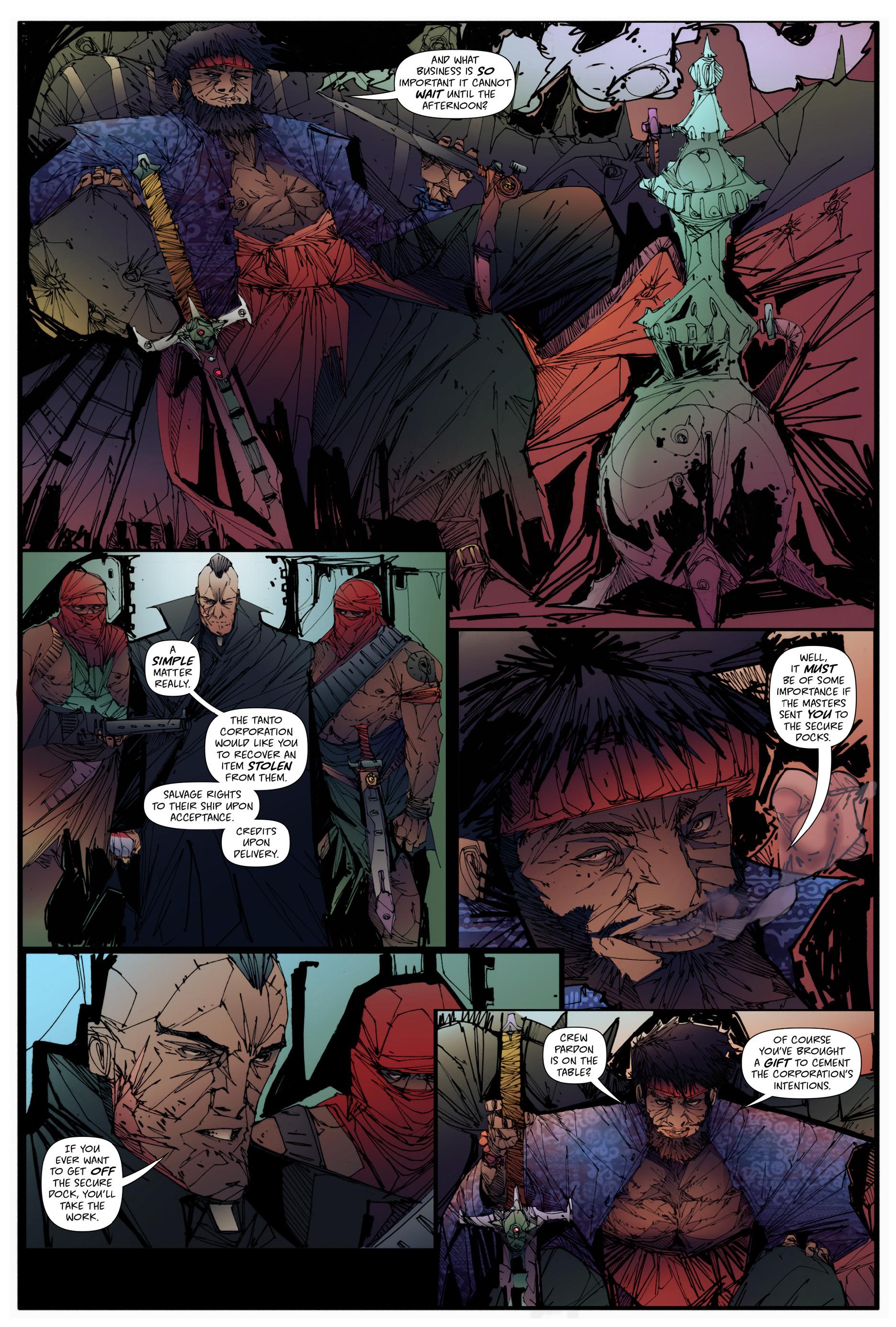 Read online Scrimshaw comic -  Issue #2 - 13