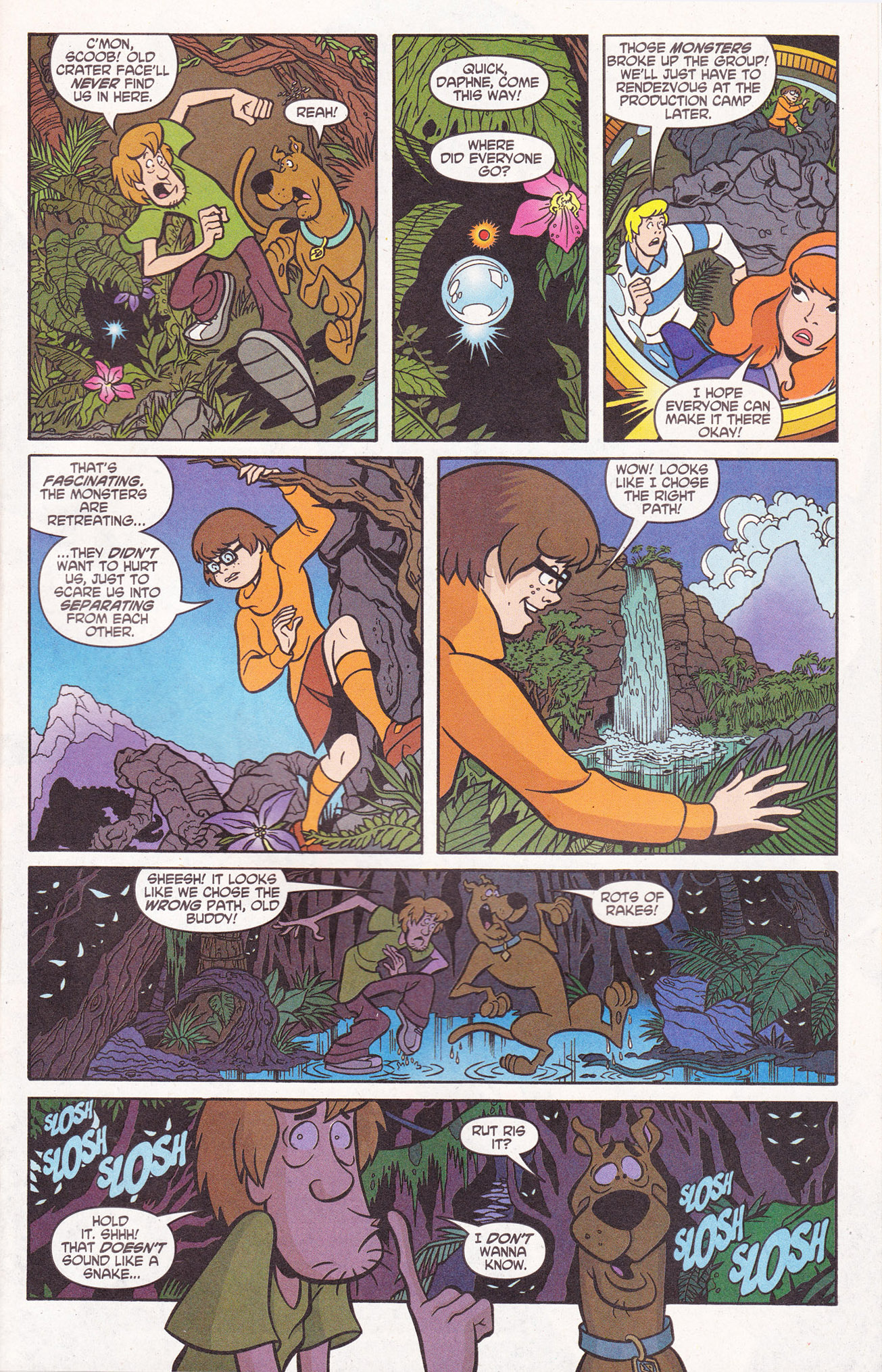 Read online Scooby-Doo (1997) comic -  Issue #109 - 23