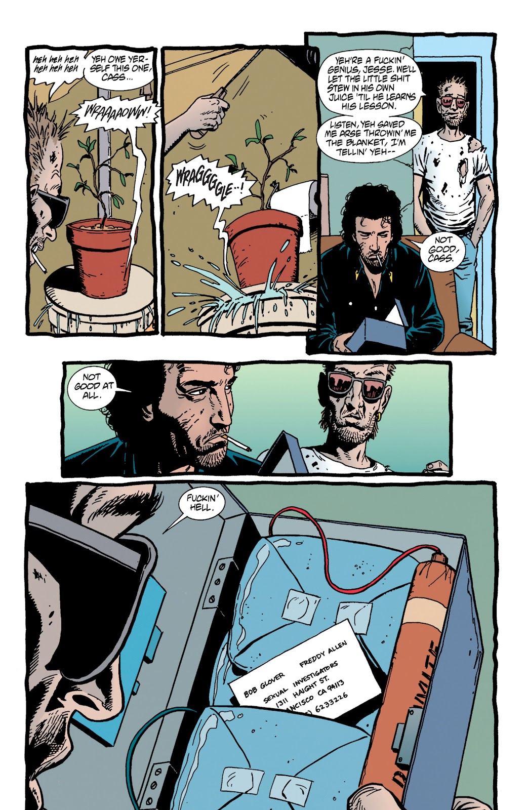 Preacher Issue #14 #23 - English 14