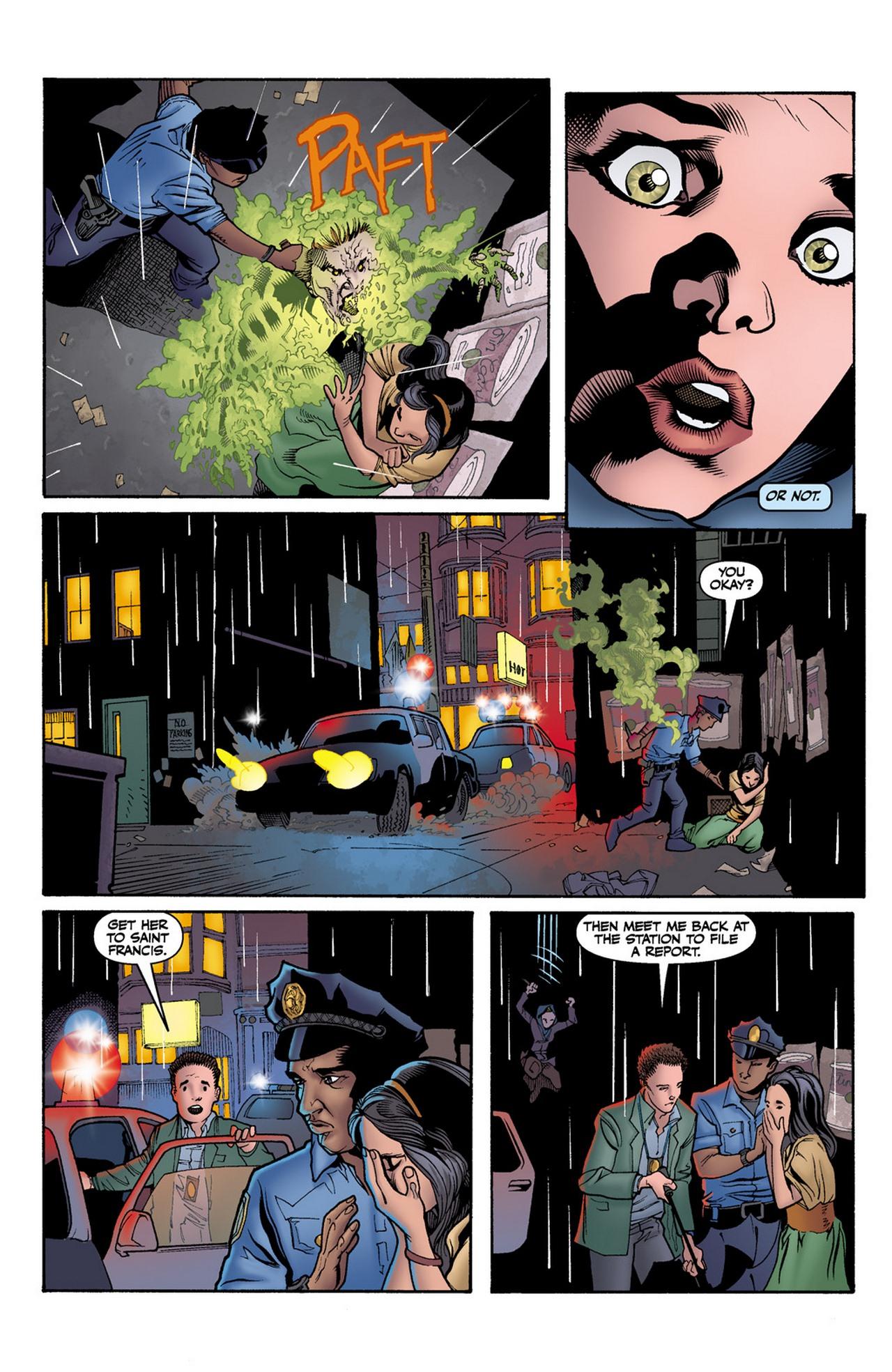 Read online Buffy the Vampire Slayer Season Nine comic -  Issue #11 - 20