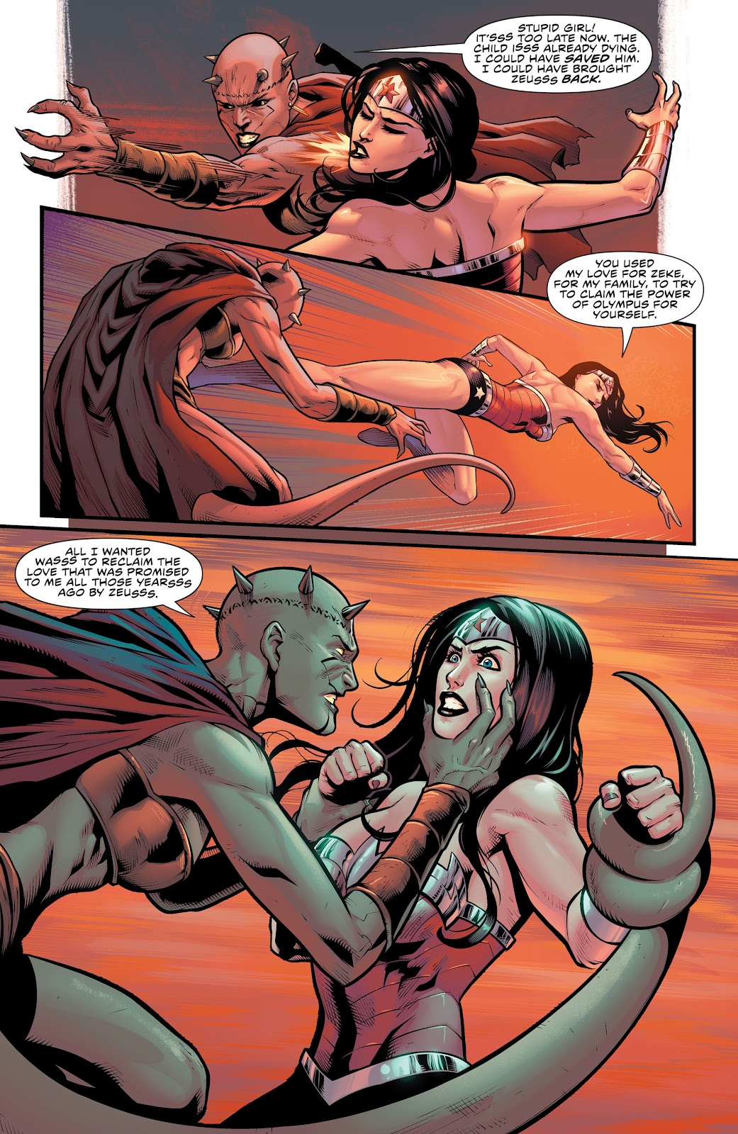 Wonder Woman (2011) Issue #52 #56 - English 15
