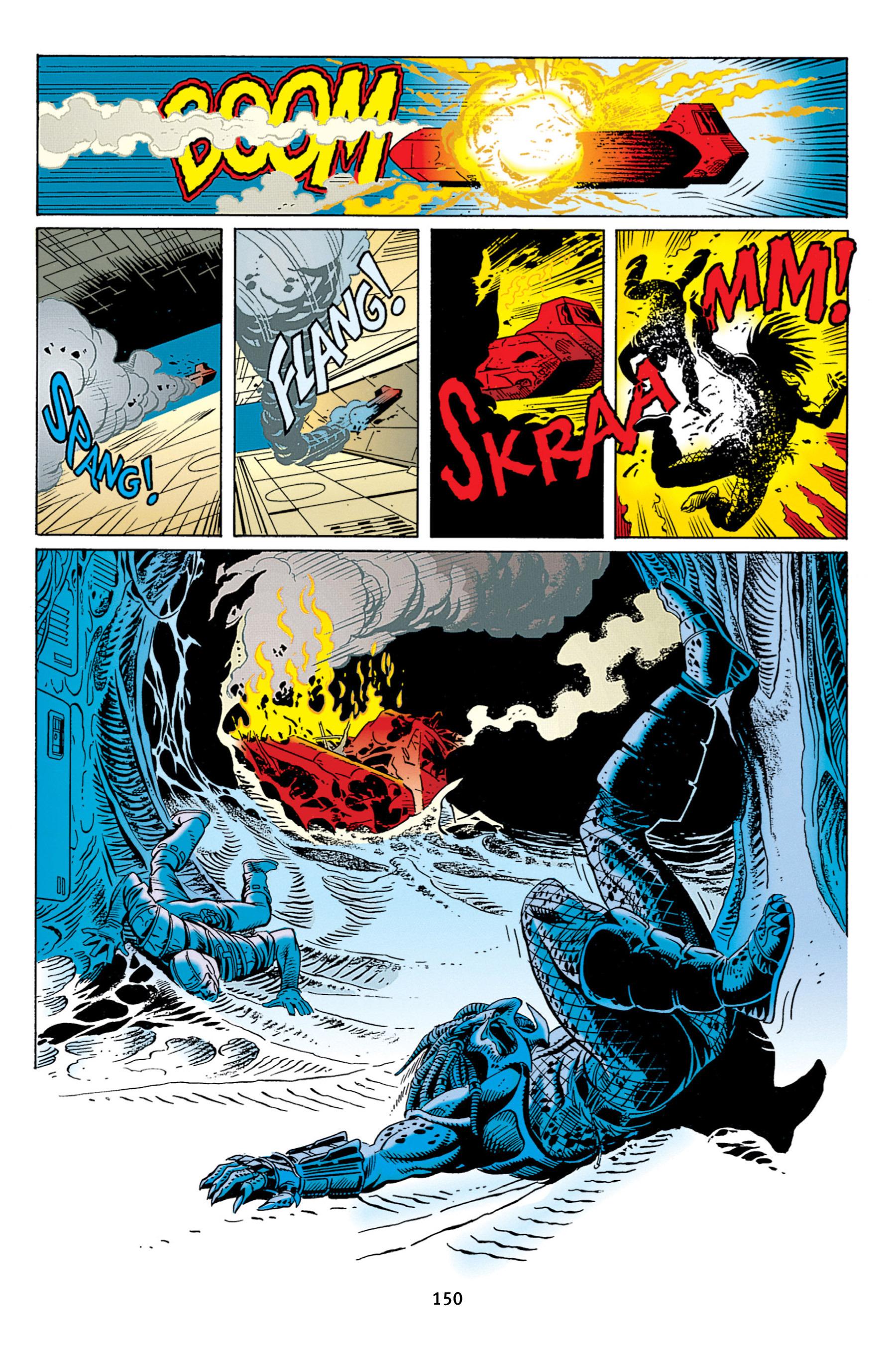 Aliens vs. Predator Omnibus _TPB_2_Part_2 Page 37