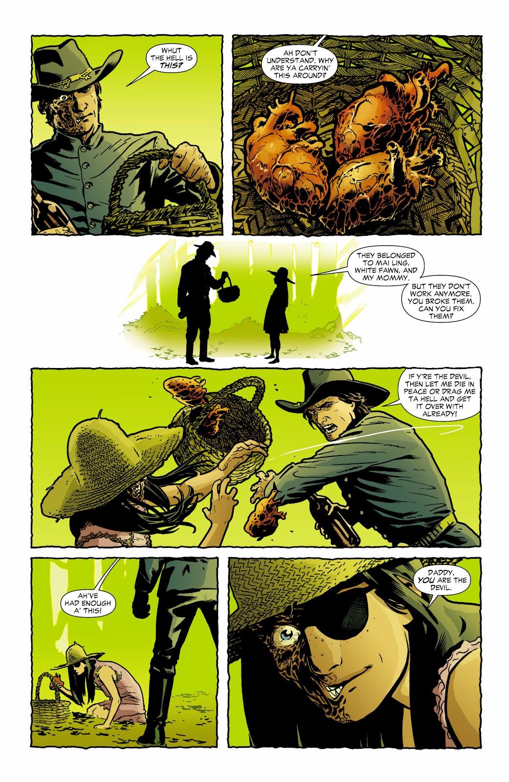 Jonah Hex (2006) Issue #70 #70 - English 11