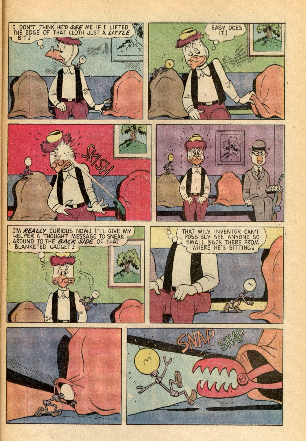 Uncle Scrooge (1953) Issue #93 #93 - English 25