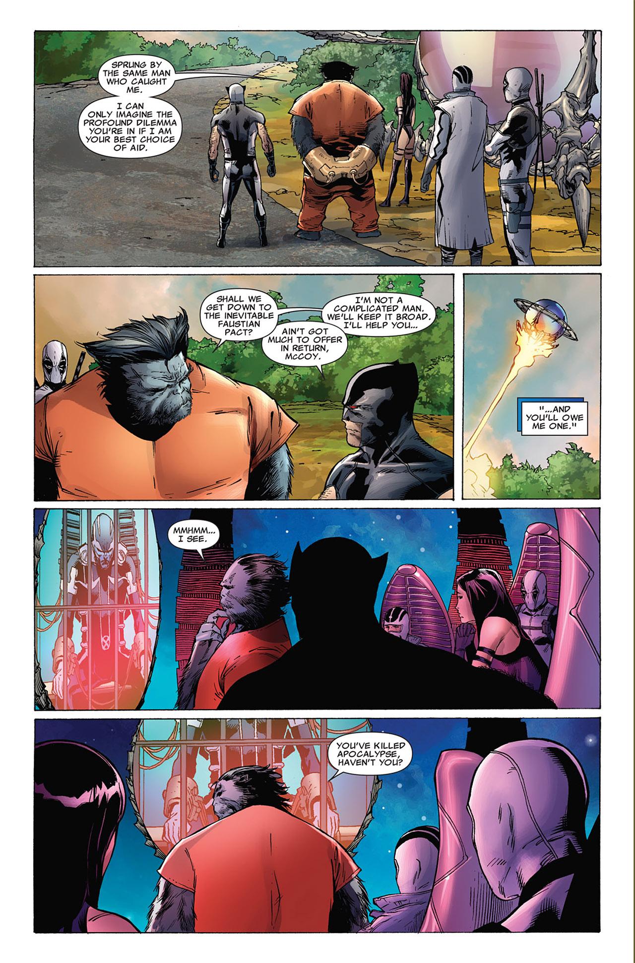 Uncanny X-Force (2010) #10 #27 - English 22