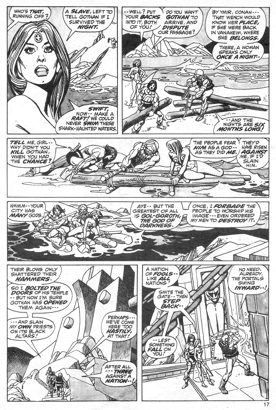 The Savage Sword Of Conan Issue #13 #14 - English 17