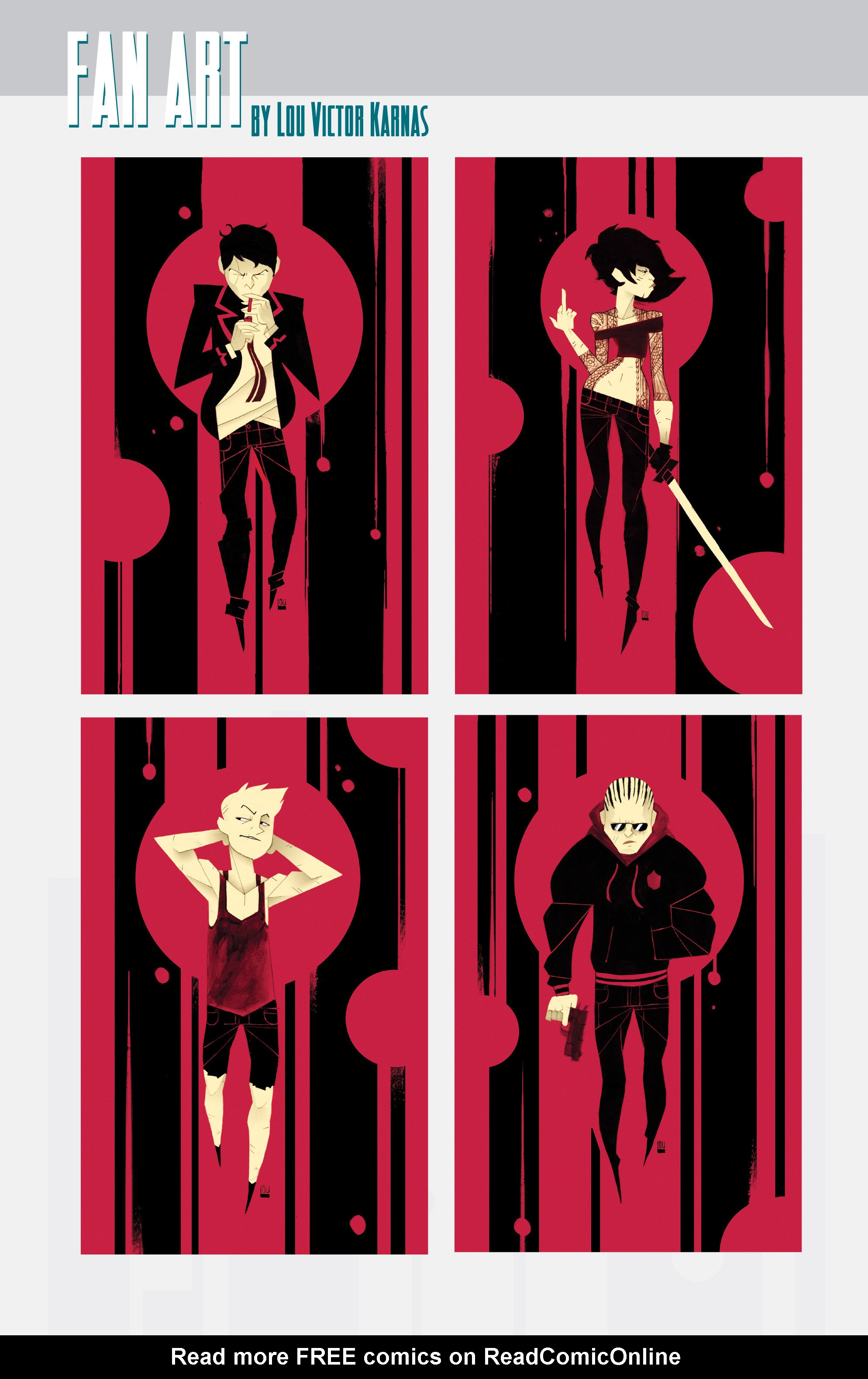 Read online Deadly Class comic -  Issue #20 - 26