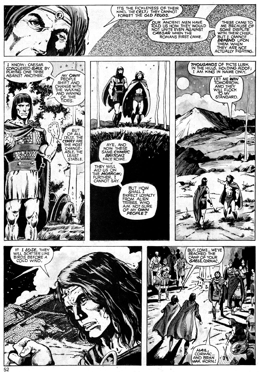 The Savage Sword Of Conan Issue #42 #43 - English 52