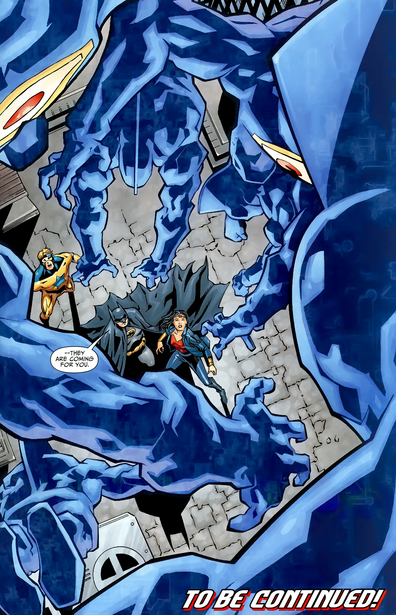 Read online Justice League: Generation Lost comic -  Issue #22 - 20