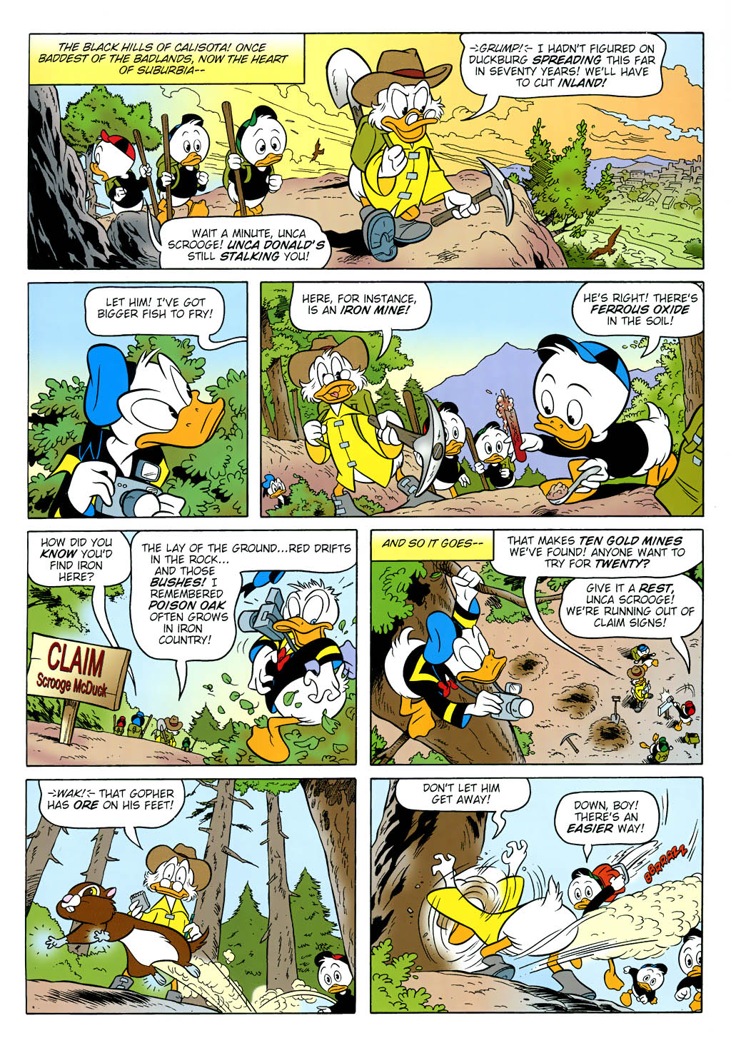 Uncle Scrooge (1953) Issue #322 #322 - English 25