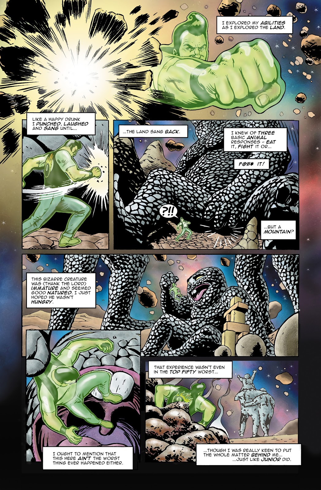 100% Biodegradable Issue #14 #14 - English 9