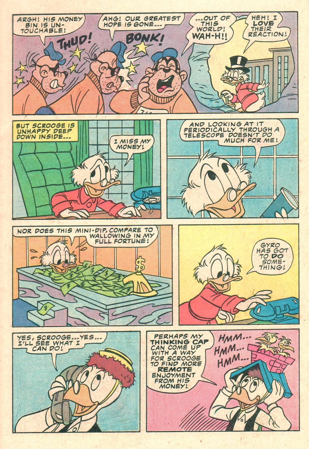 Uncle Scrooge (1953) Issue #205 #205 - English 7