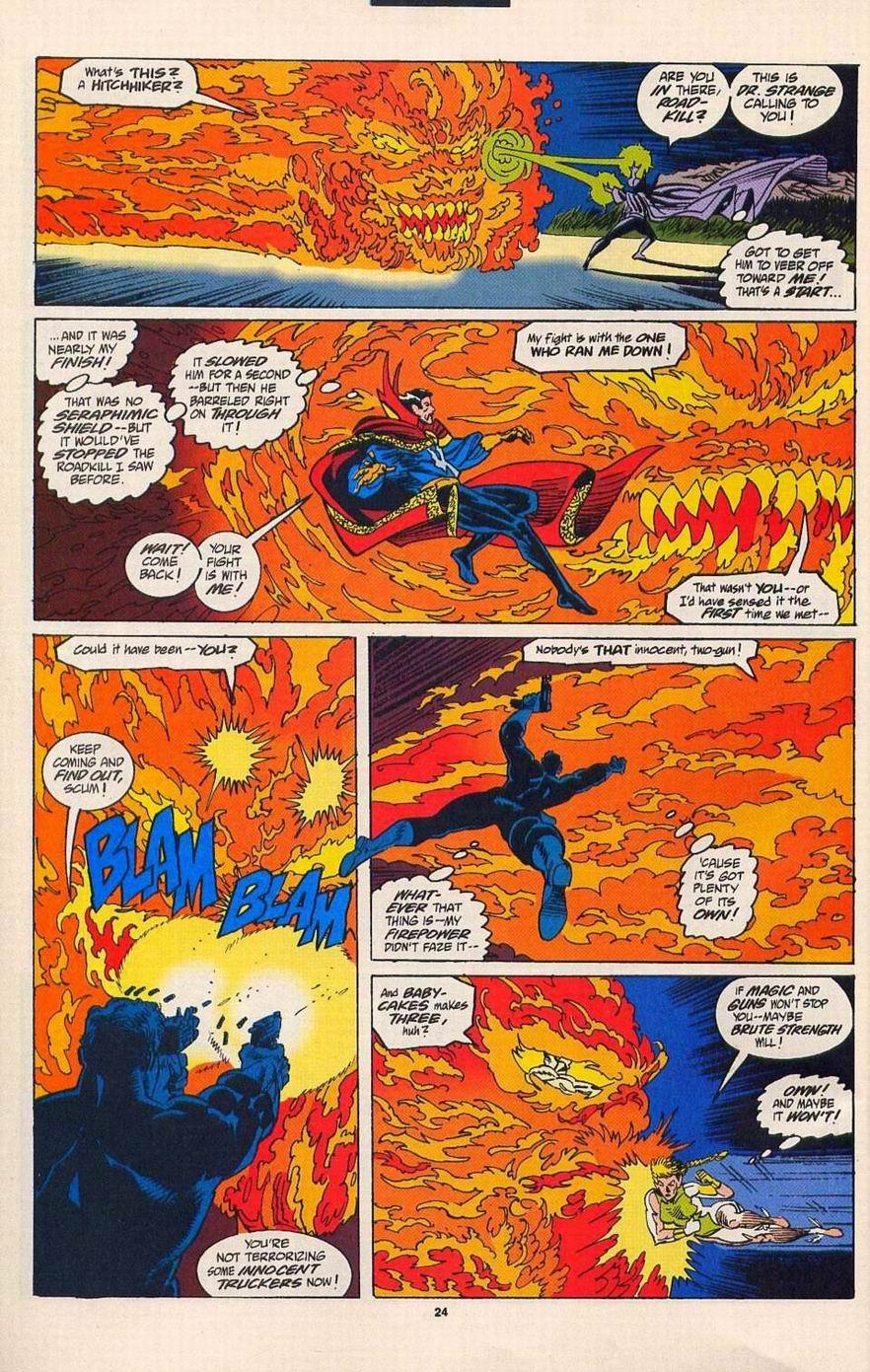 Read online Secret Defenders comic -  Issue #4 - 19