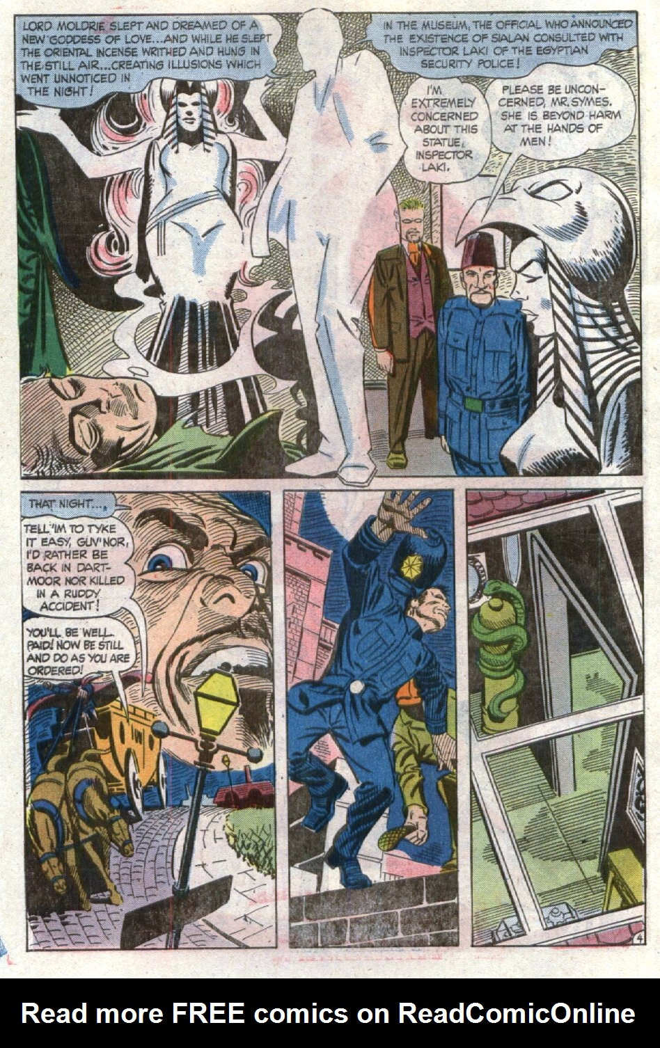 Read online Scary Tales comic -  Issue #23 - 6