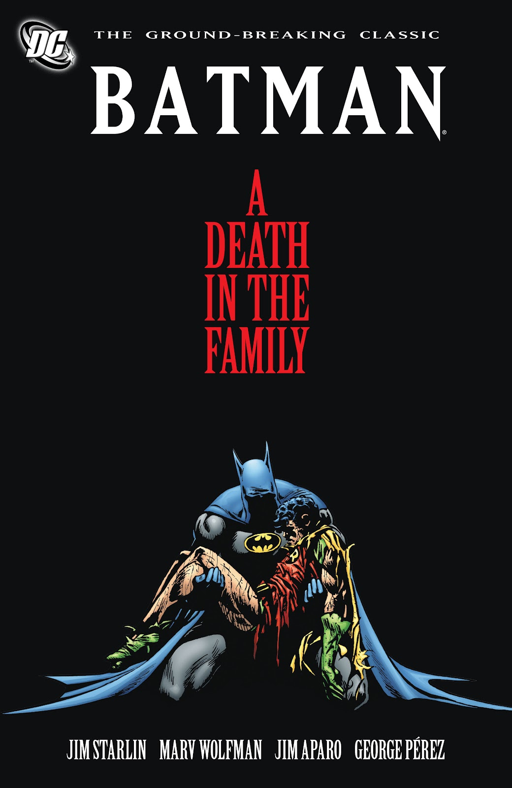 Batman: A Death in the Family Full #1 - English 1
