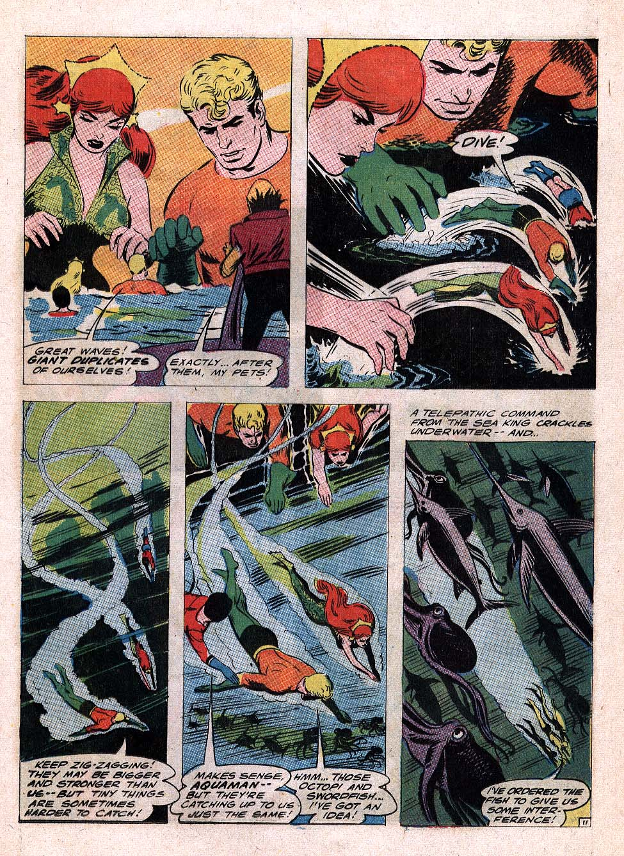 Aquaman (1962) Issue #27 #27 - English 17