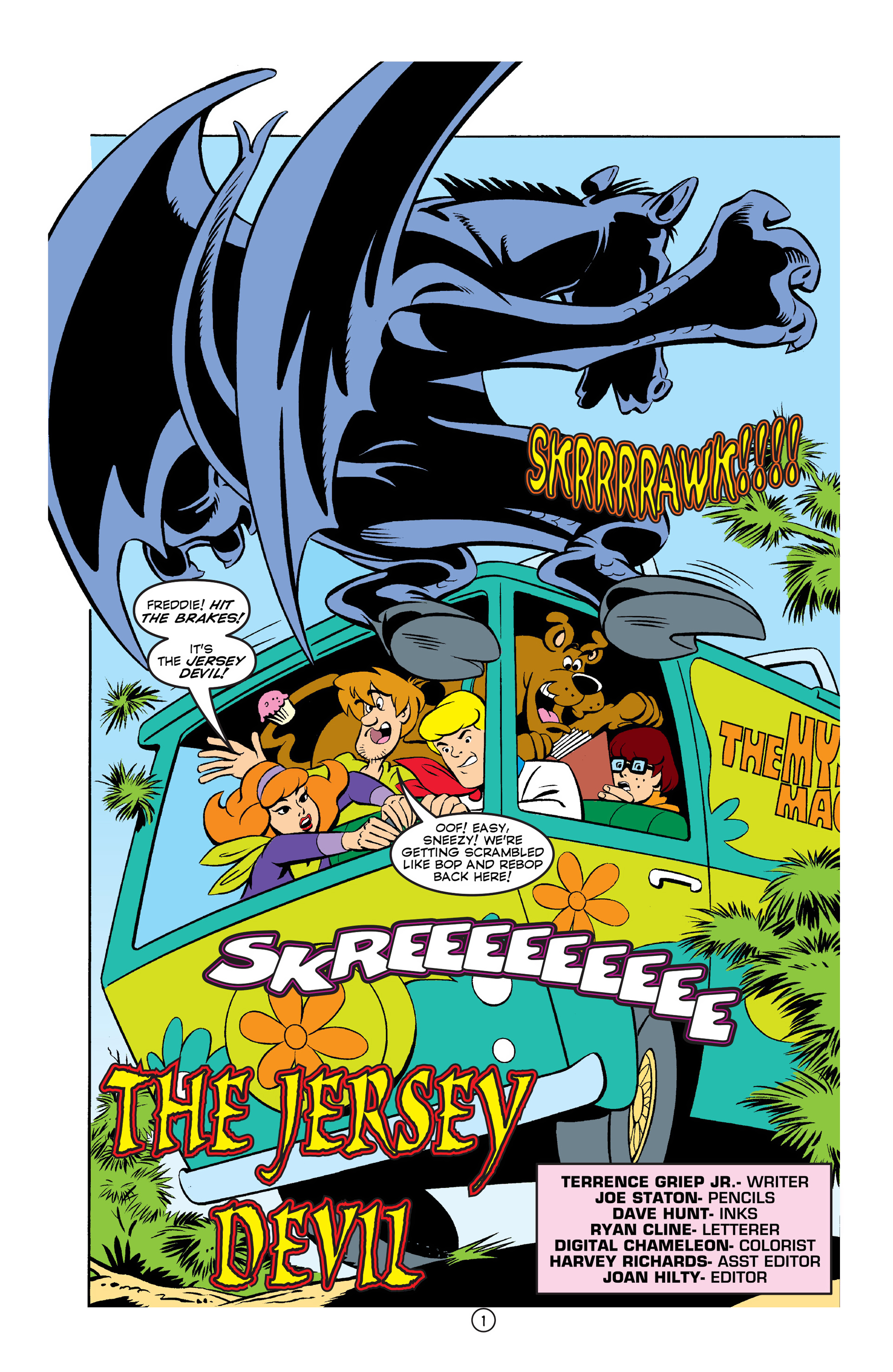 Read online Scooby-Doo (1997) comic -  Issue #44 - 12