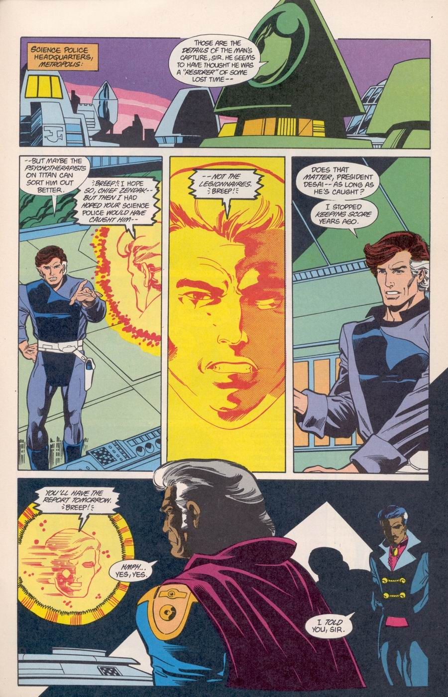 Tales of the Legion Issue #347 #34 - English 28