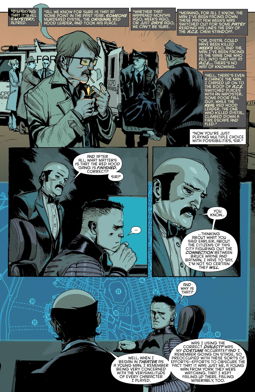 Batman (2011) Issue #24 #43 - English 47