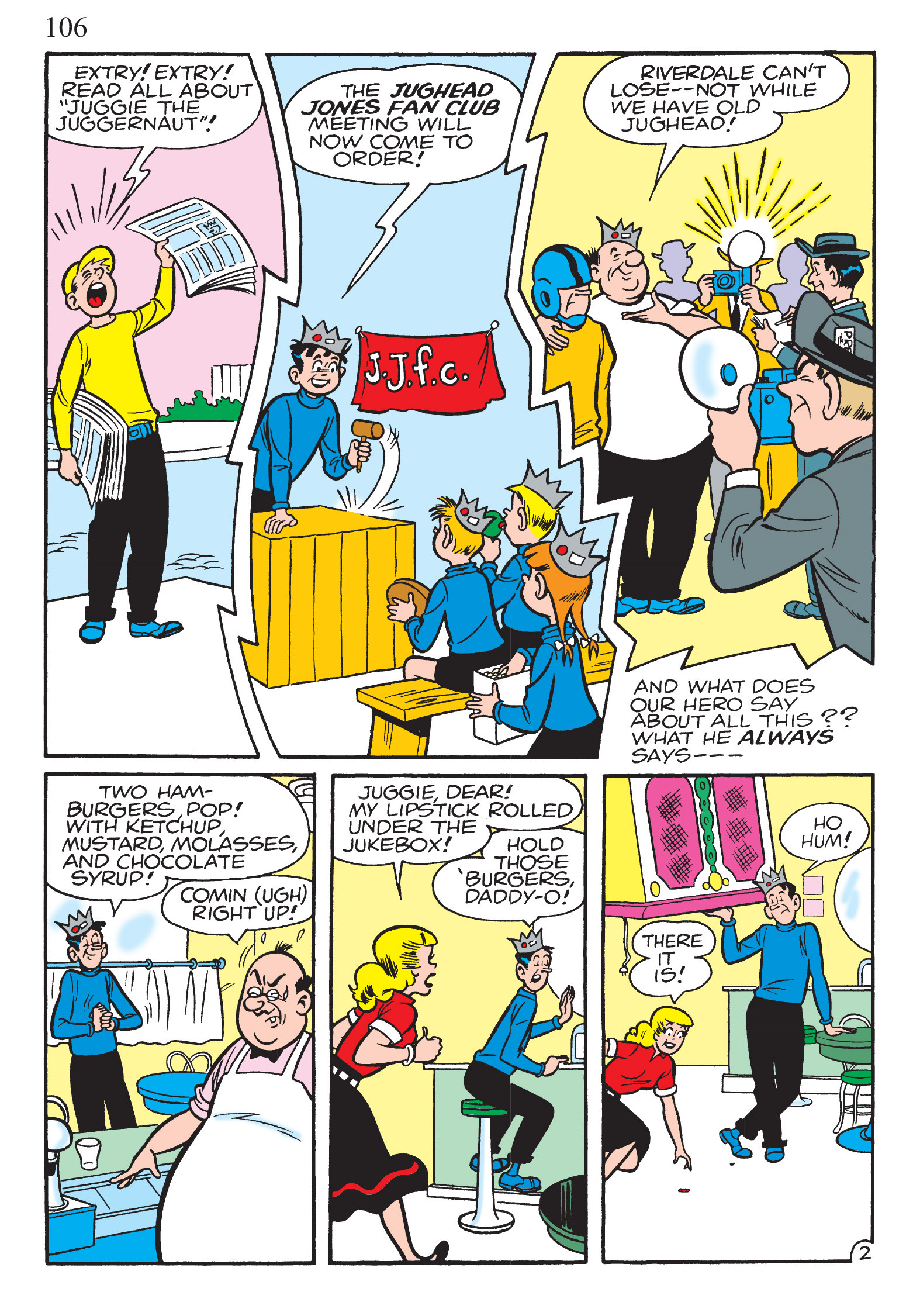 Read online The Best of Archie Comics comic -  Issue # TPB 2 (Part 1) - 108