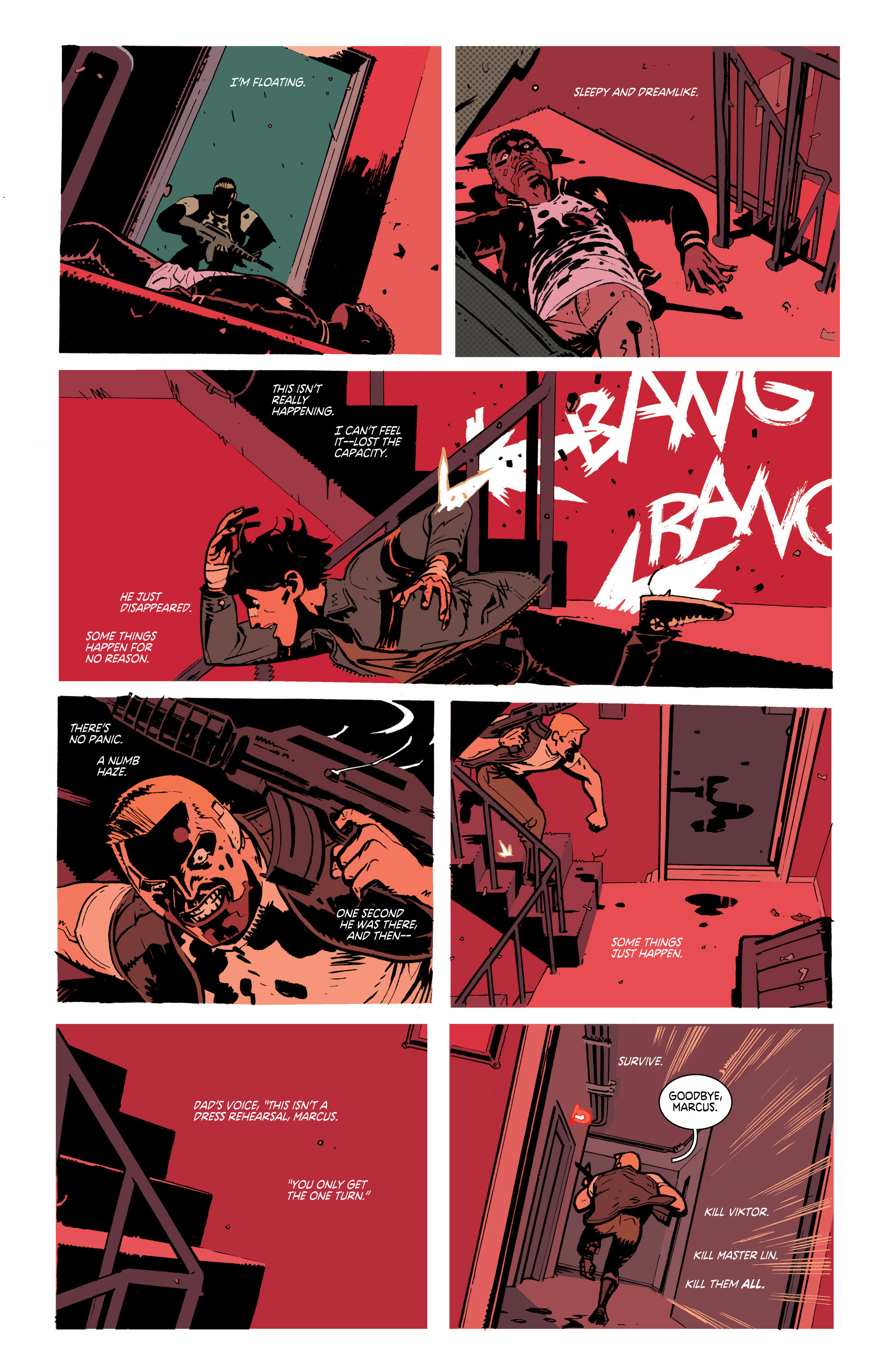 Read online Deadly Class comic -  Issue #21 - 26