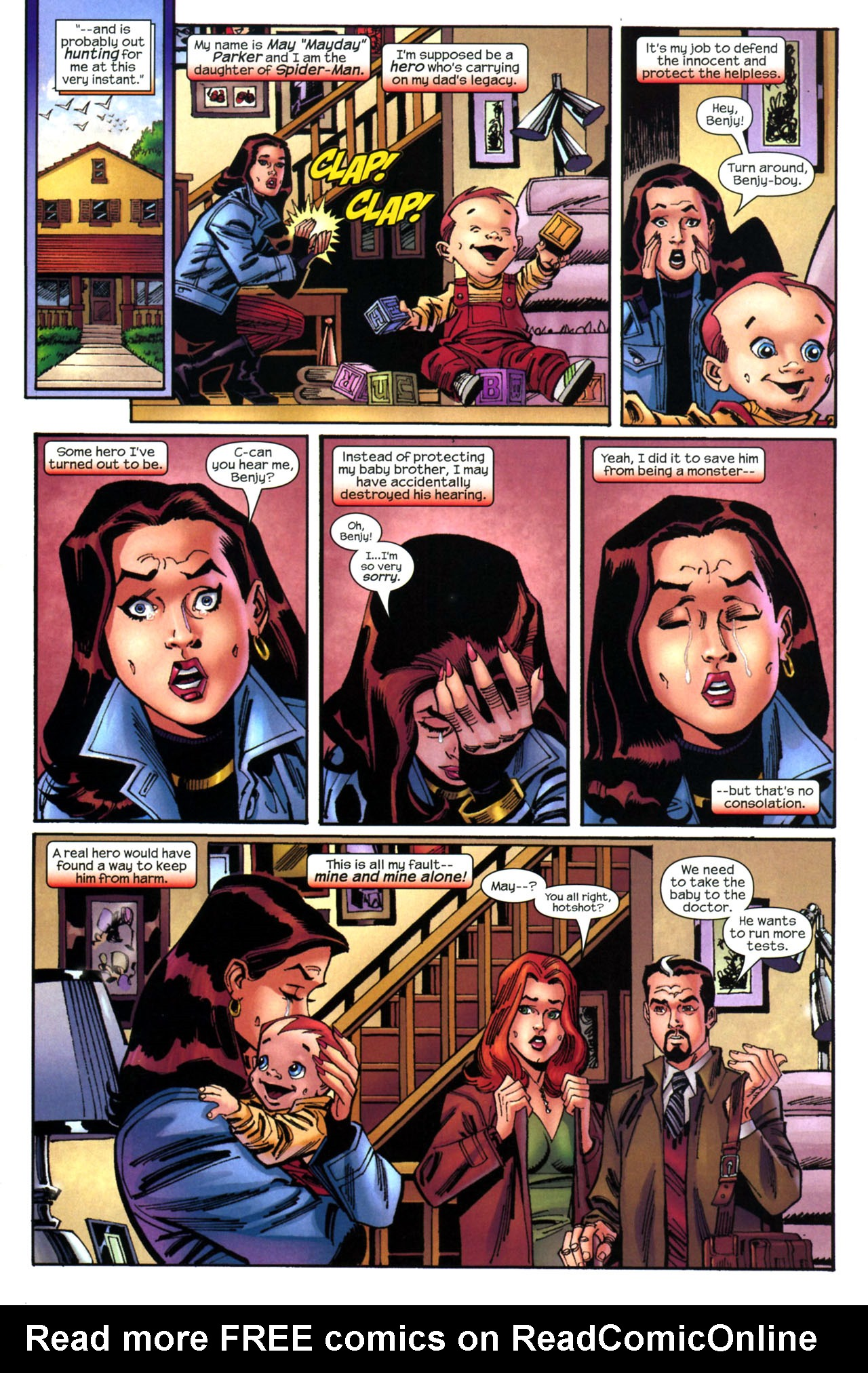 Amazing Spider-Girl #13 #18 - English 6