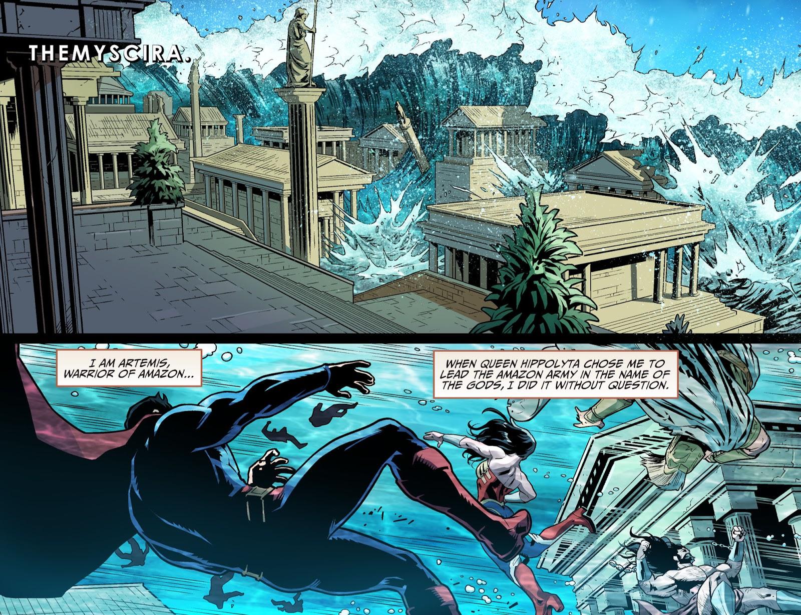 Injustice: Gods Among Us Year Four Issue #20 #21 - English 4