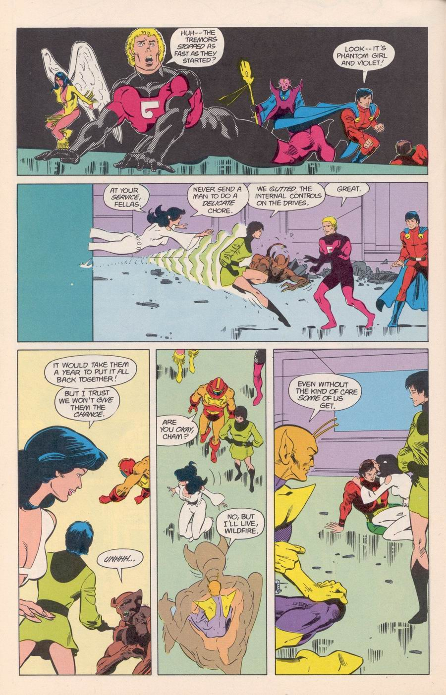 Tales of the Legion Issue #345 #32 - English 21