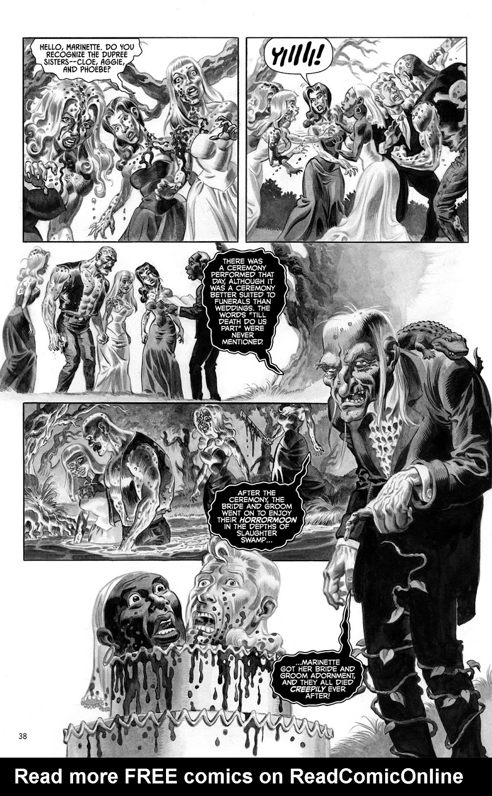 Creepy (2009) Issue #4 #4 - English 40