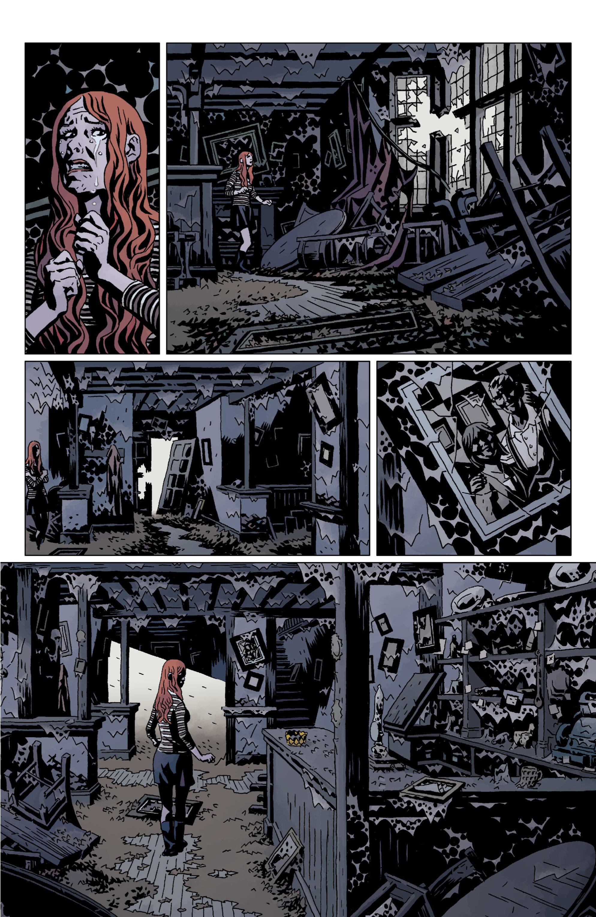 Hellboy chap 12 pic 160