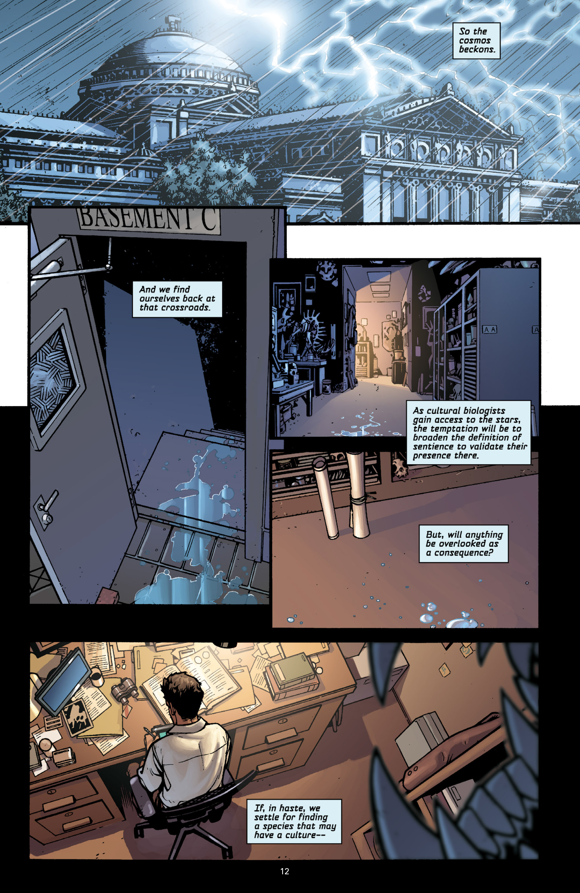 Aliens (2009) TPB Page 11