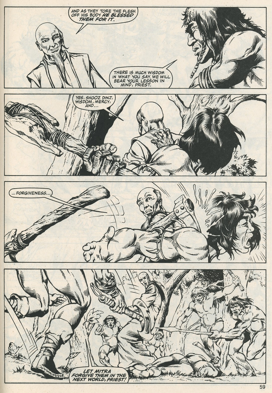 The Savage Sword Of Conan Issue #112 #113 - English 61