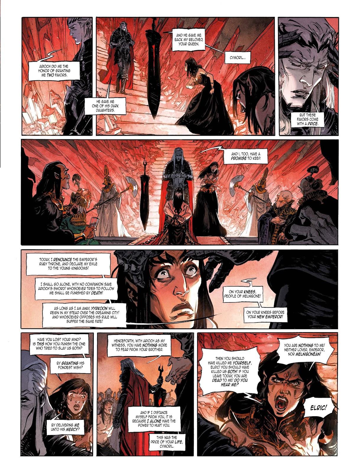 Elric (2014) TPB 2 #2 - English 54