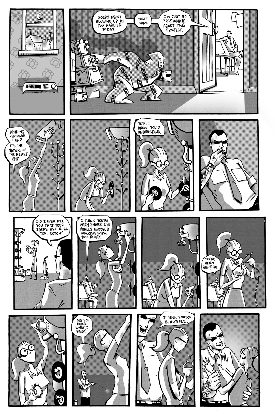 Read online Scud: The Disposable Assassin: The Whole Shebang comic -  Issue # TPB (Part 2) - 186