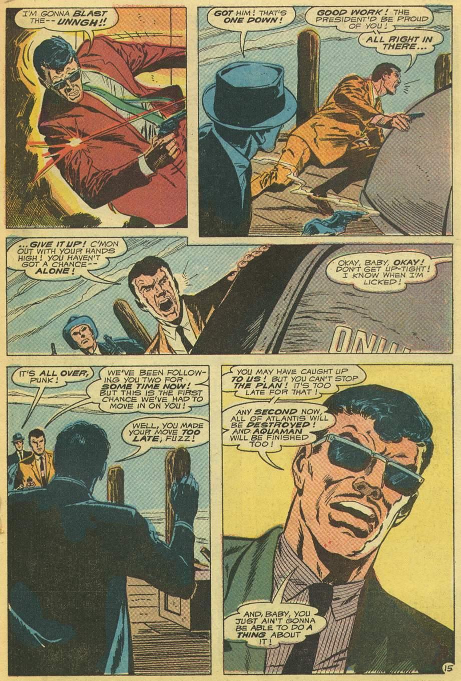 Aquaman (1962) Issue #53 #53 - English 19