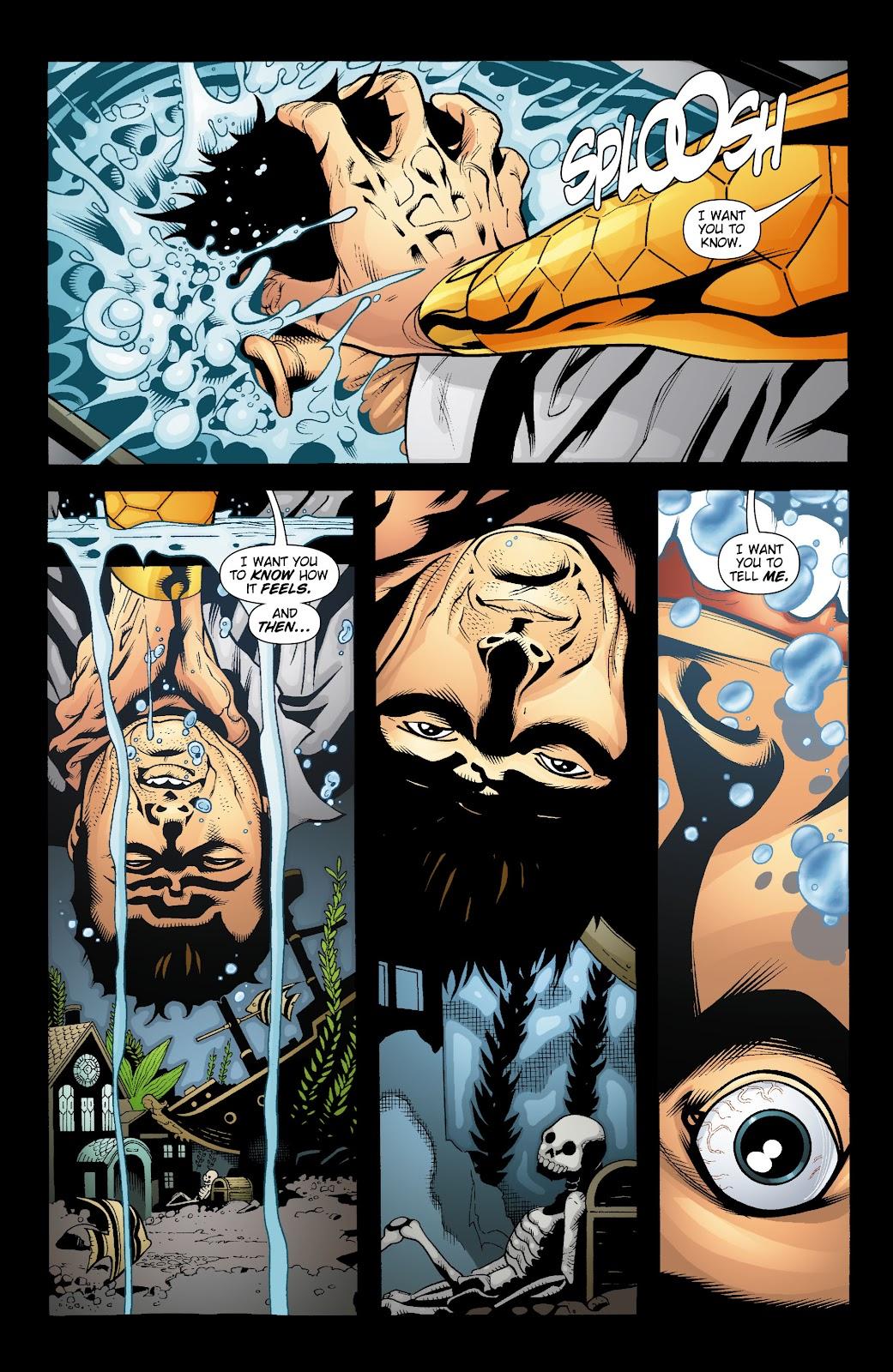 Aquaman (2003) Issue #19 #19 - English 6