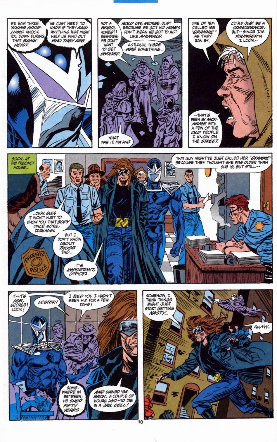 Read online Secret Defenders comic -  Issue #2 - 9