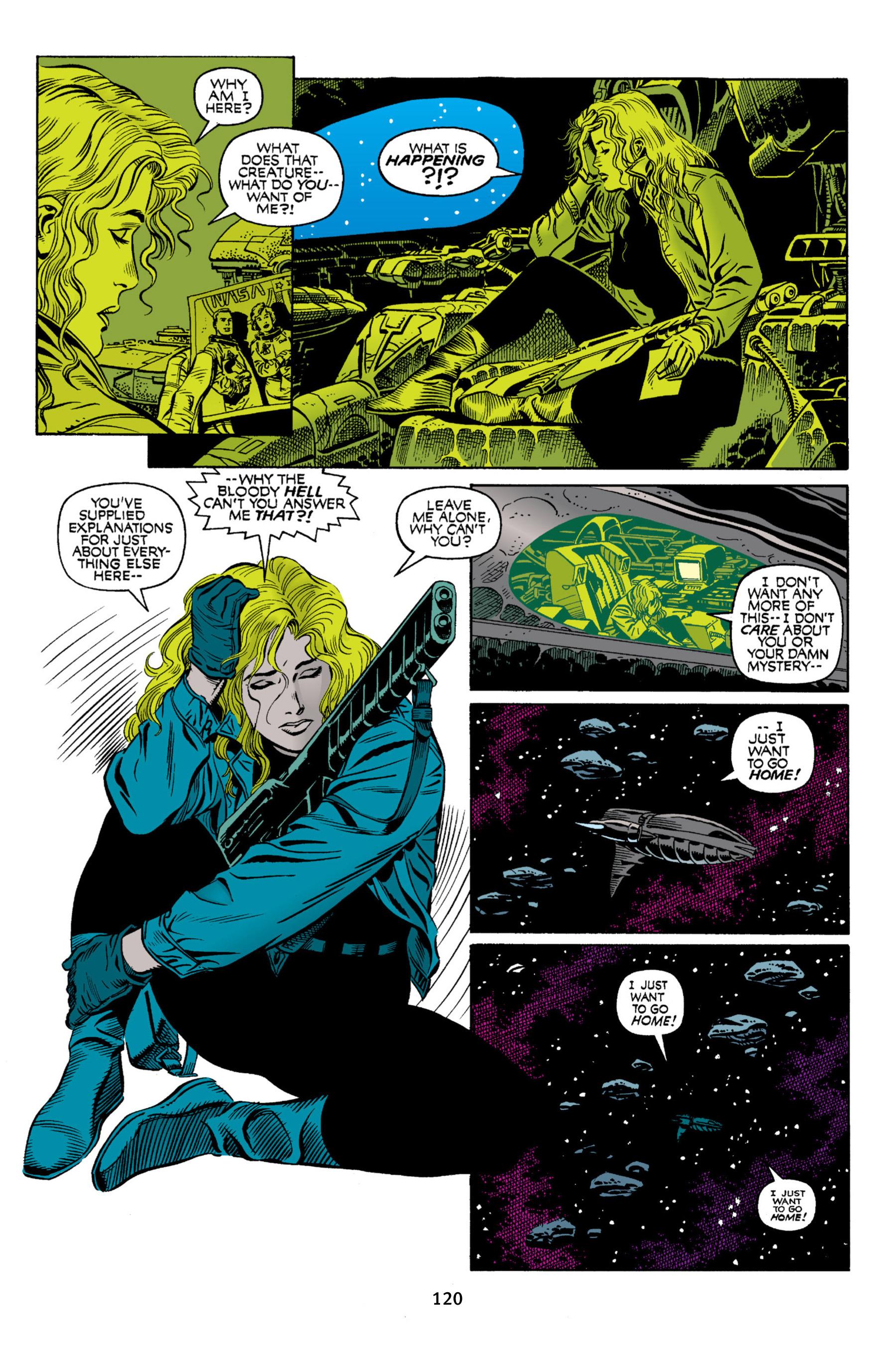 Aliens vs. Predator Omnibus _TPB_2_Part_2 Page 7