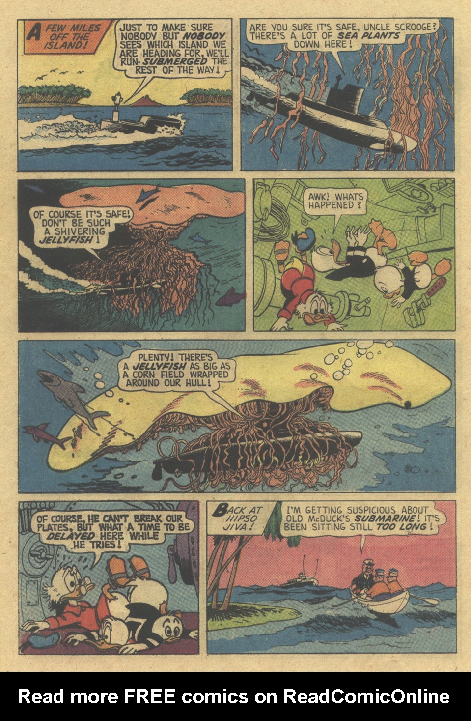 Uncle Scrooge (1953) Issue #98 #98 - English 16