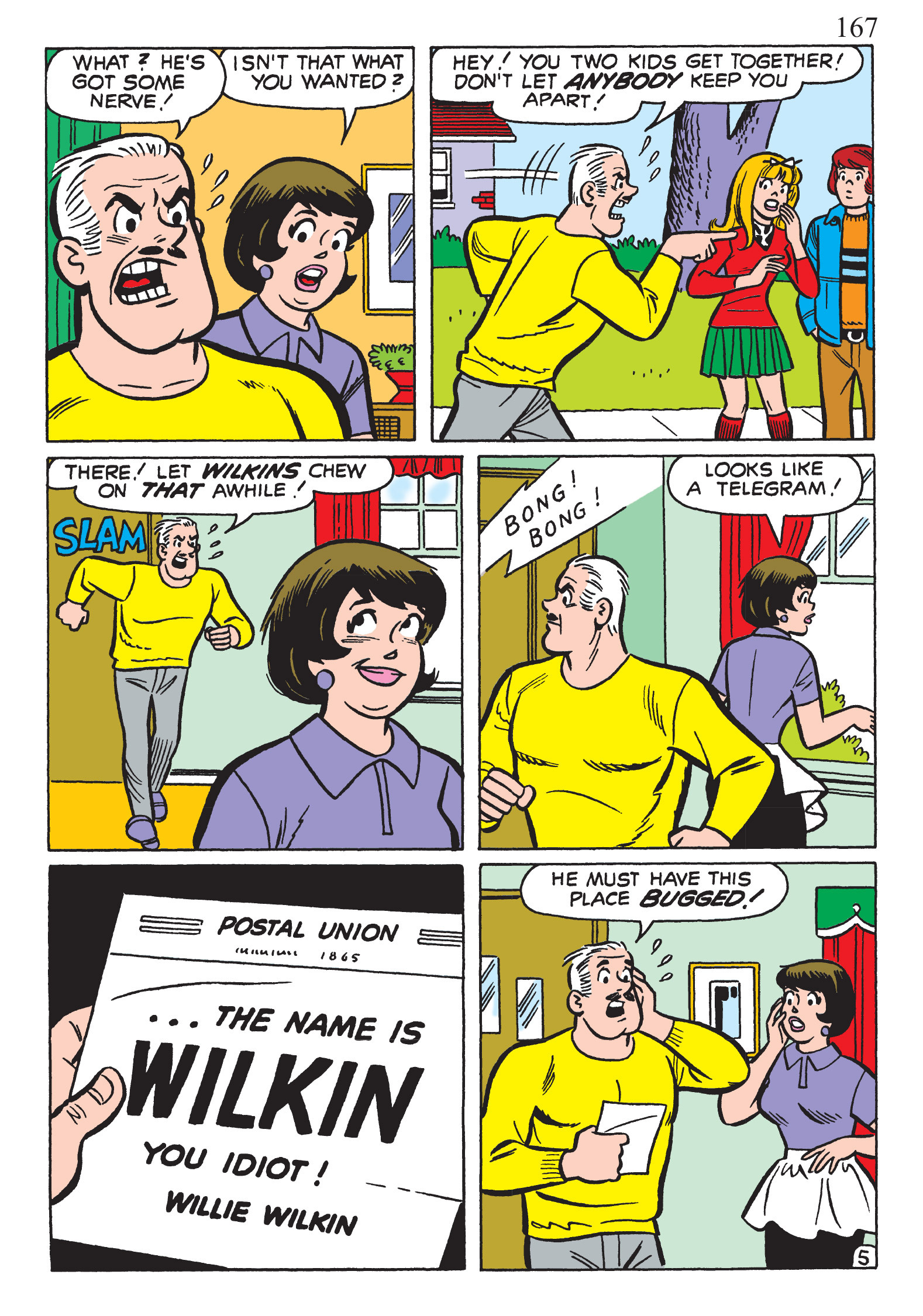 Read online The Best of Archie Comics comic -  Issue # TPB 1 (Part 1) - 164