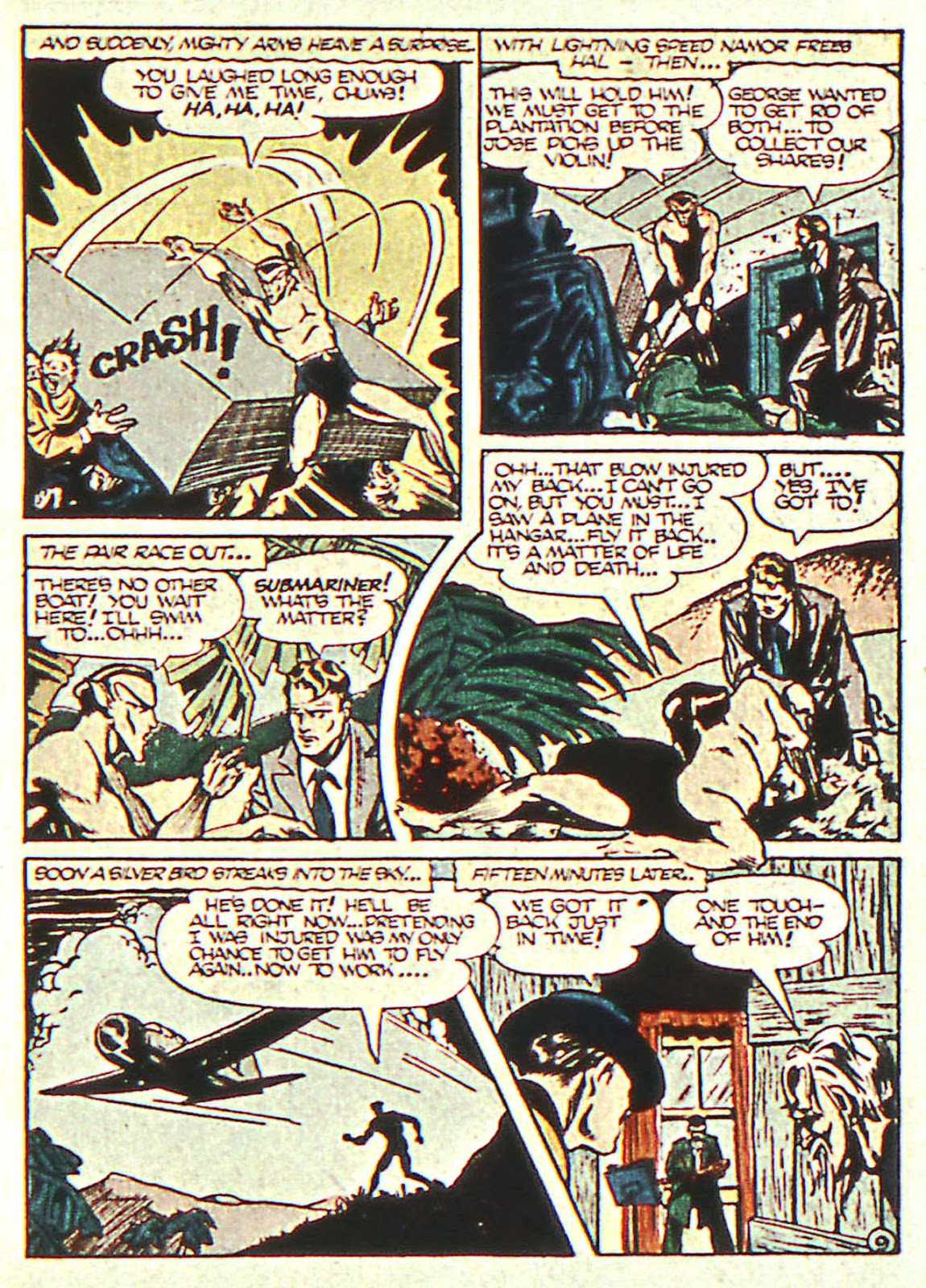 Sub-Mariner Comics Issue #16 #16 - English 23