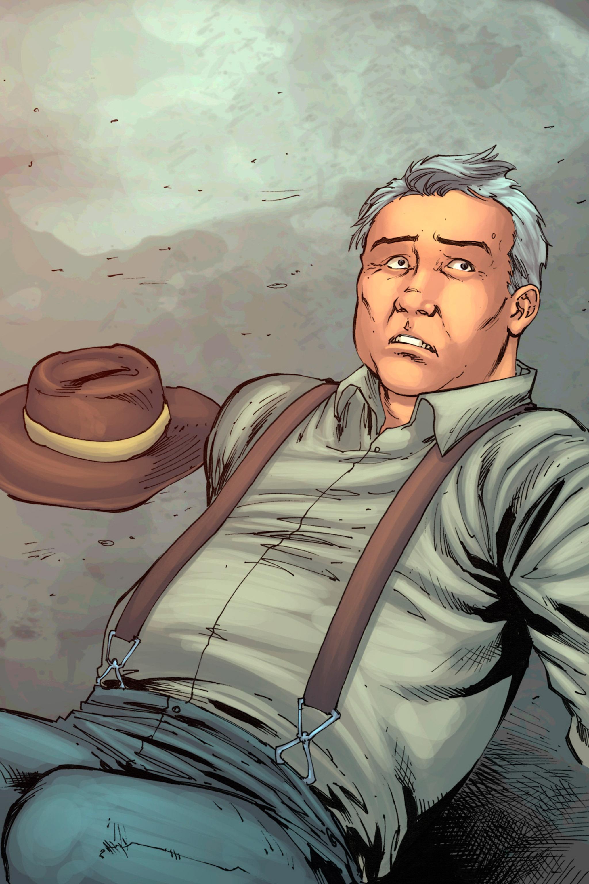 Read online Z-Men comic -  Issue #1 - 22