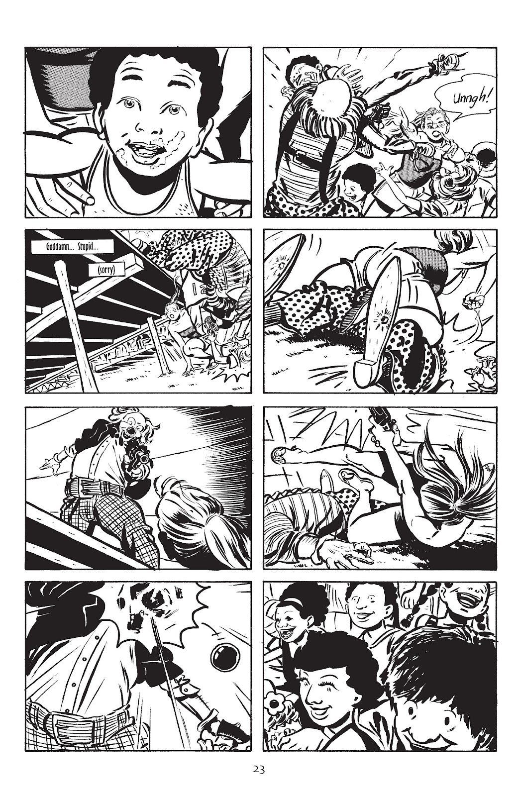 Stray Bullets Issue #10 #10 - English 25