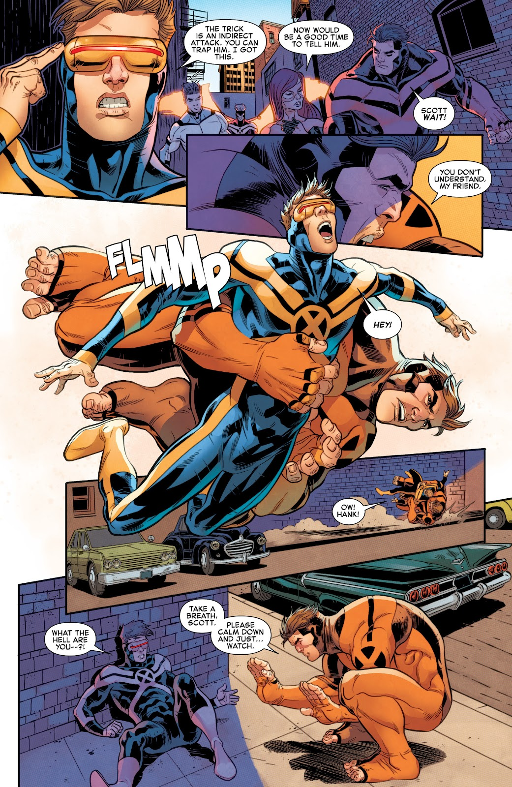 All-New X-Men (2016) Issue #19 #21 - English 15