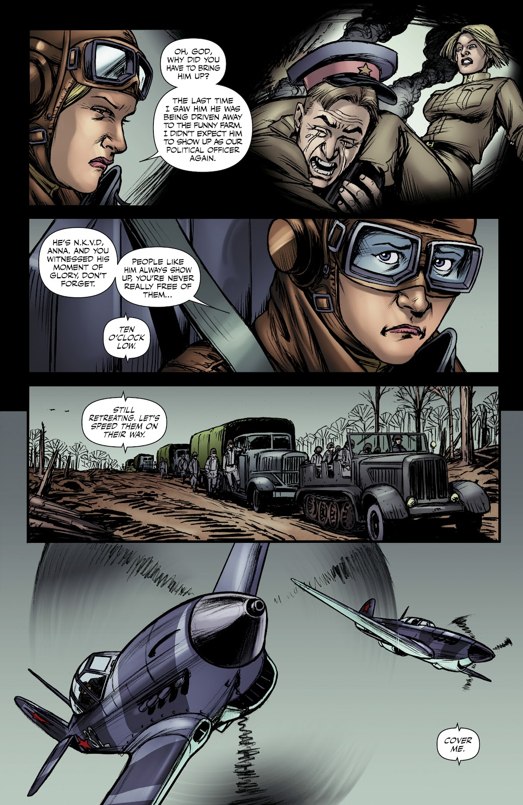 Battlefields TPB 2 #2 - English 7