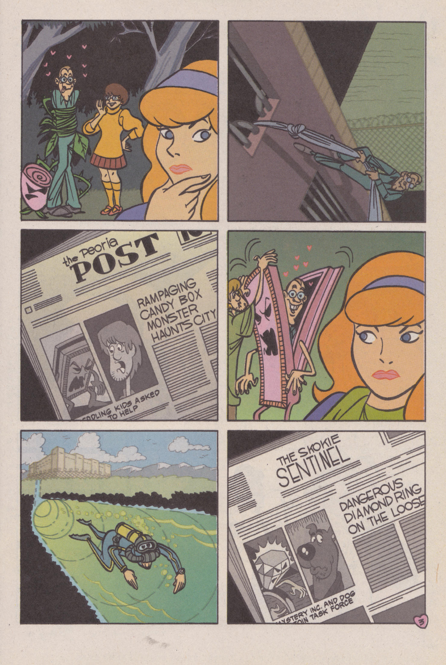 Read online Scooby-Doo (1997) comic -  Issue #6 - 23