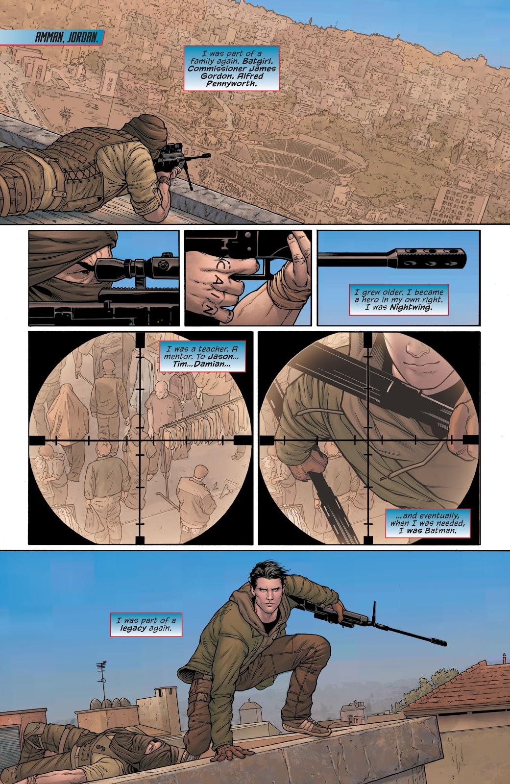Nightwing (2011) Issue #30 #32 - English 28