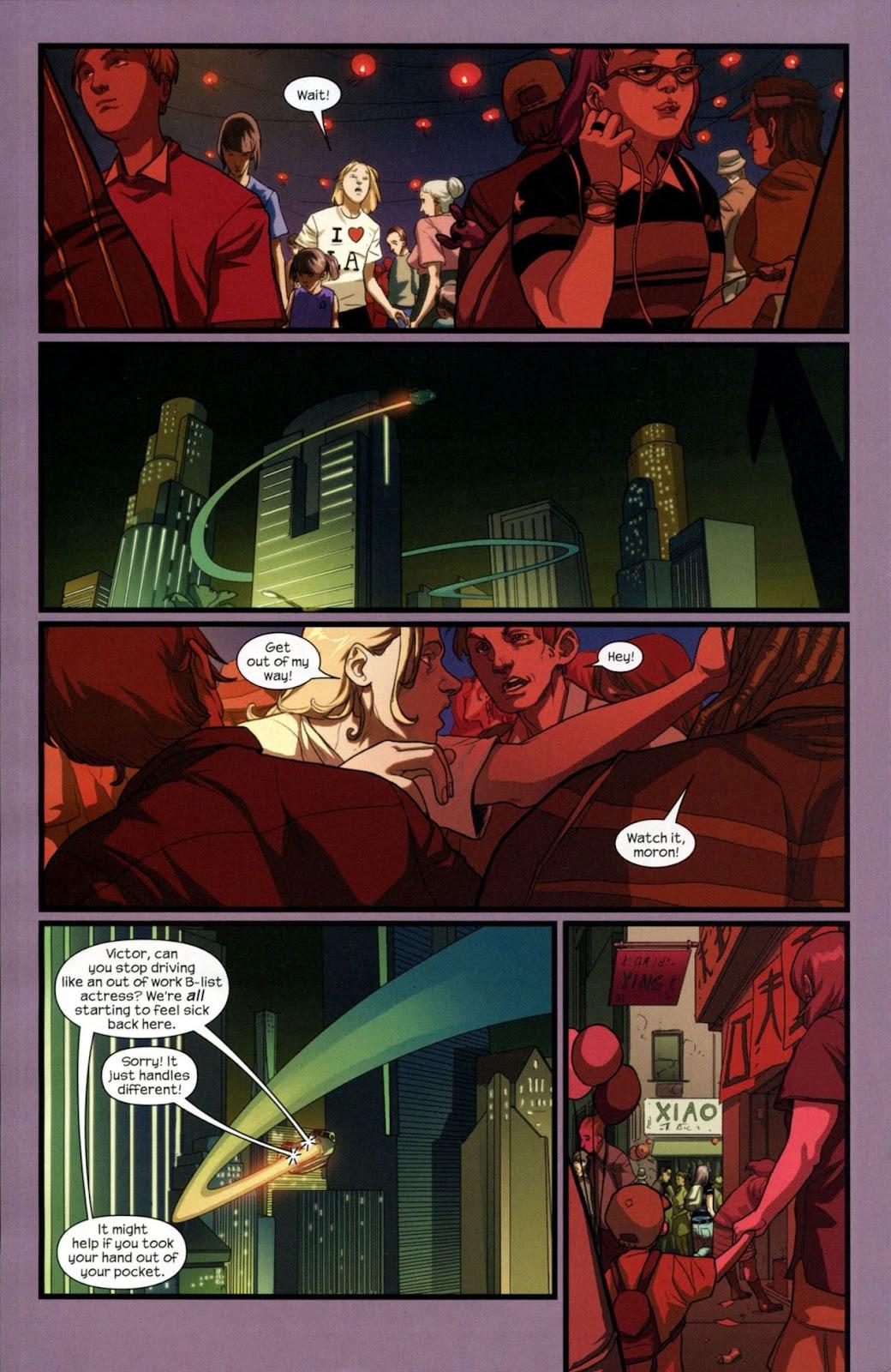 Runaways (2008) Issue #14 #14 - English 15