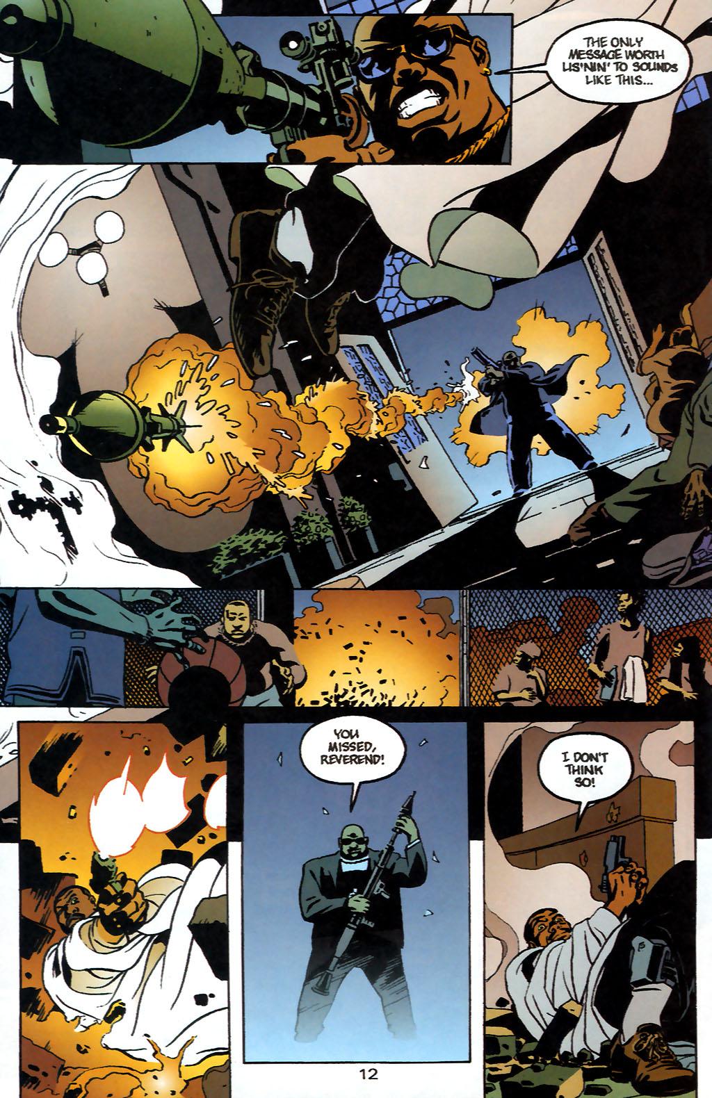 Human Target (1999) 1 Page 12