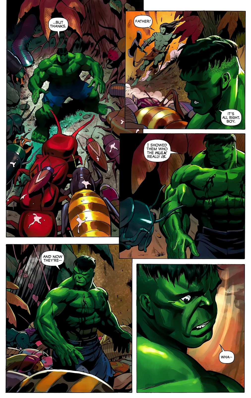 Incredible Hulks (2010) Issue #624 #14 - English 17